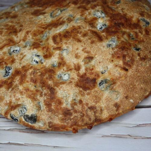 Käse Oliven Brot