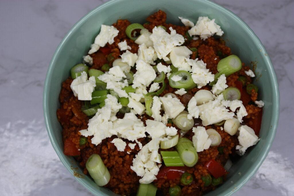 Onepot Couscous