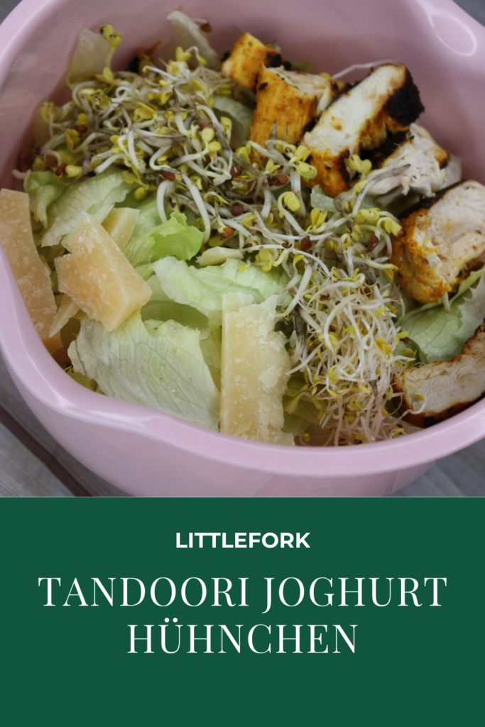Tandoori Joghurt Hühnchen