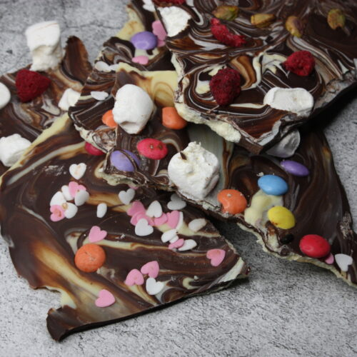 Schokolade selbst machen
