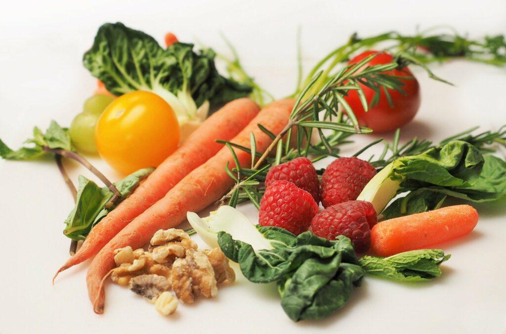 Lebensmittel bevorraten