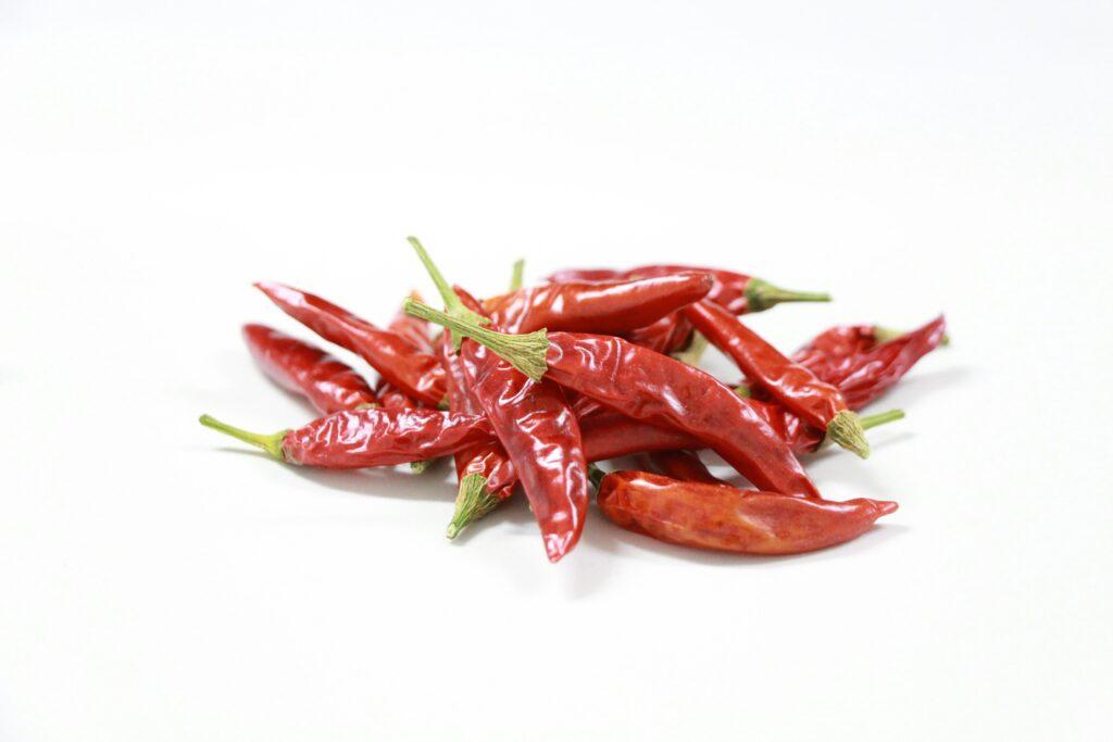 Chili haltbar machen